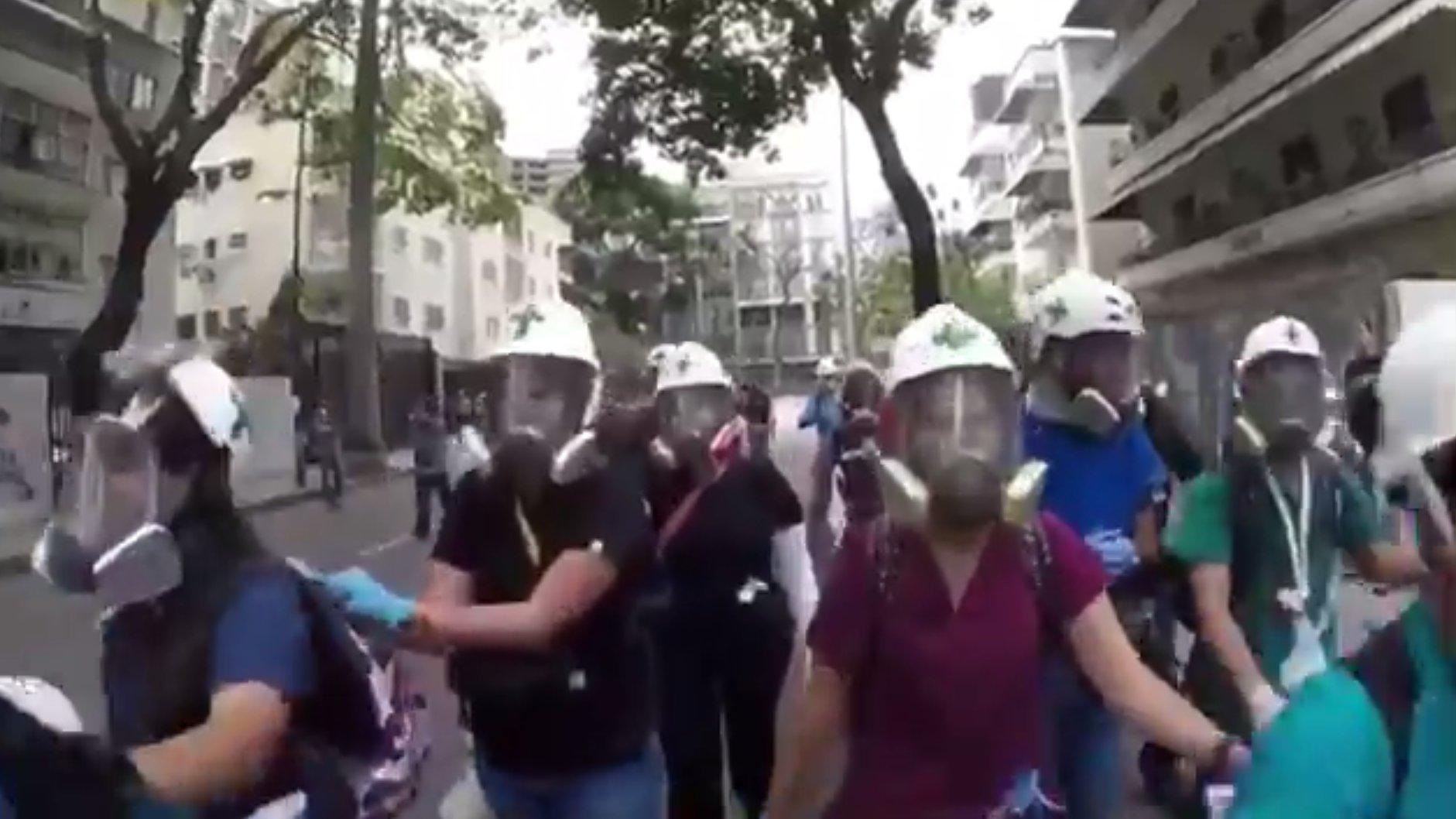 Das Volk auf der Straße – Venezuela im Ausnahmezustand