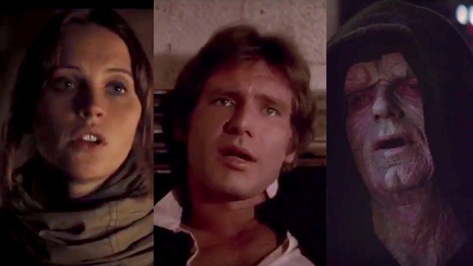 """#StarWarsDay: Die Star Wars Charaktere singen """"All Star"""" ♫"""