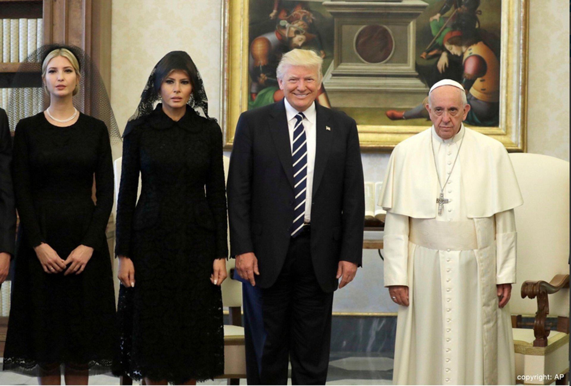 Trump beim Papst: Die besten Netz-Reaktionen