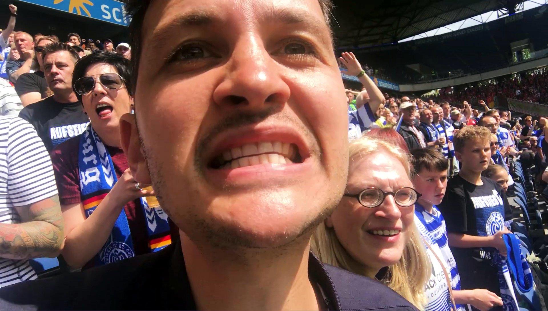 Was bedeutet der Aufstieg in die 2. Liga? | Cemcorder beim MSV Duisburg