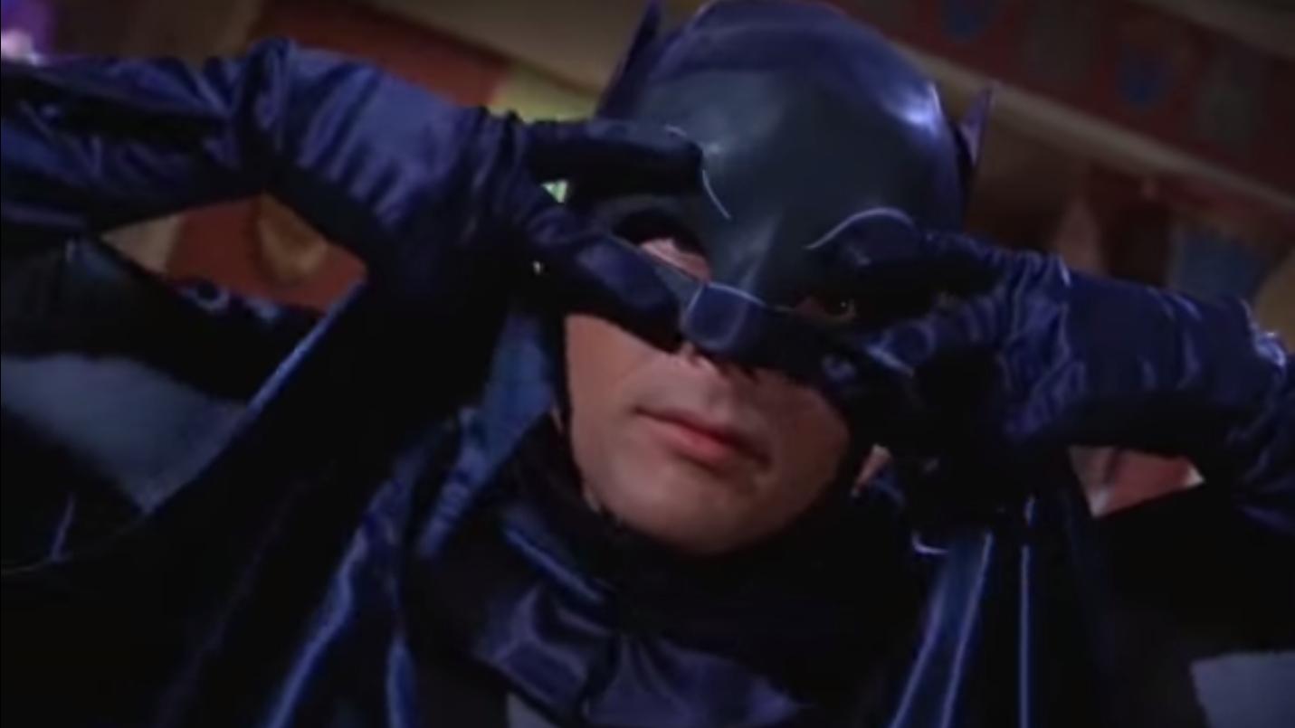 Tod von Adam West: Batman tanzt den Batusi