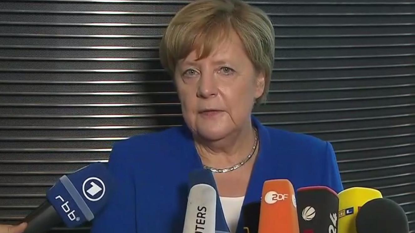 """""""Das GG schützt die Ehe von Mann und Frau"""" - Merkel zur Ehe für alle"""