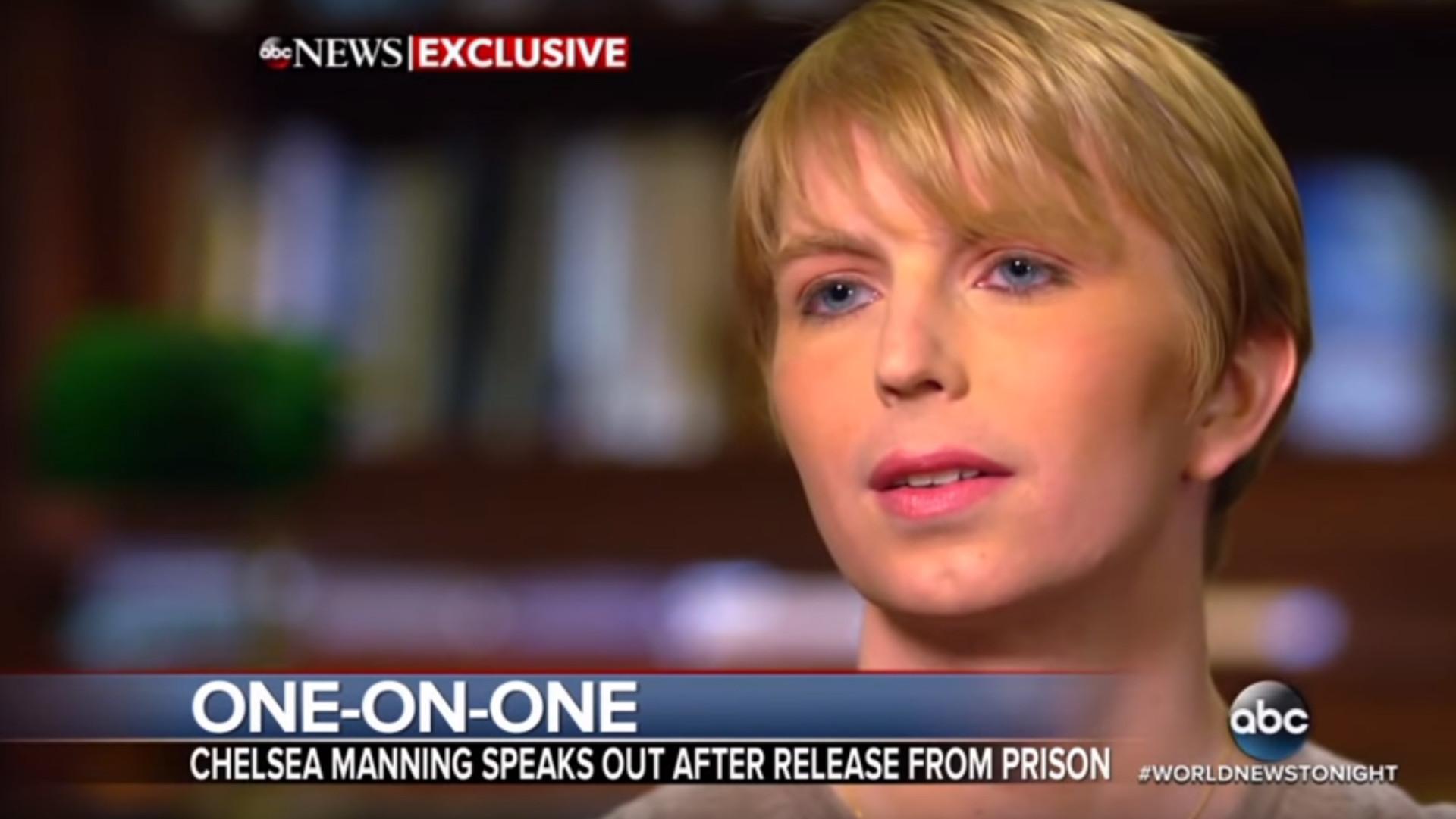 Endlich frei: Whistleblowerin Manning gibt erstes Interview