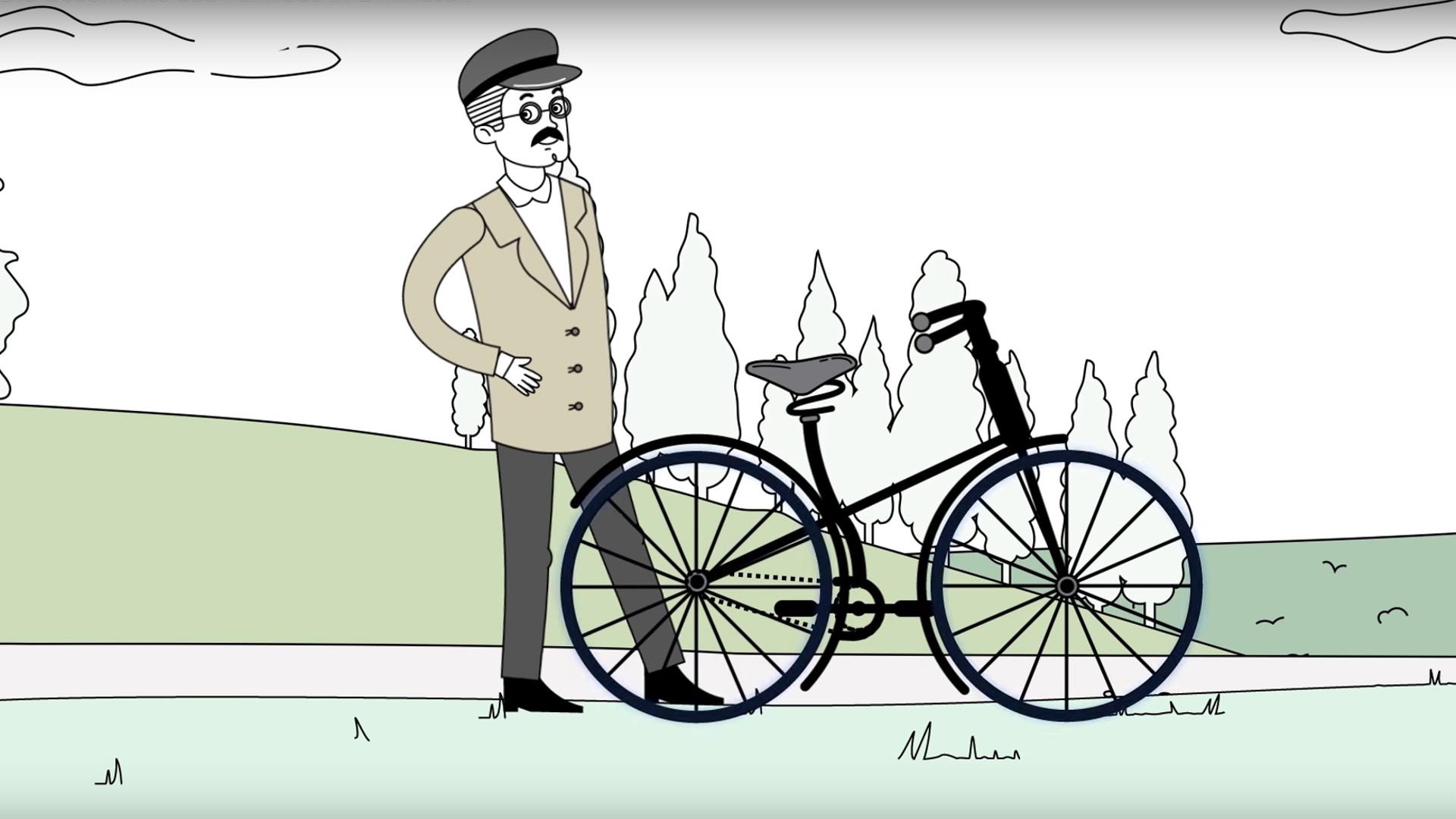 200. Geburtstag: Die Geschichte des Fahrrads