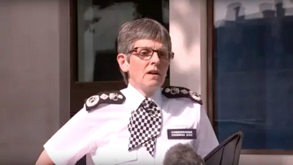 """Polizei in London: """"Terror innerhalb von 8 Minuten beendet"""""""