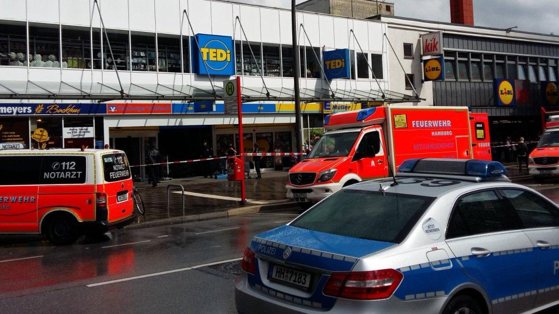 Hamburg: Ein Toter bei Messerangriff in Barmbek