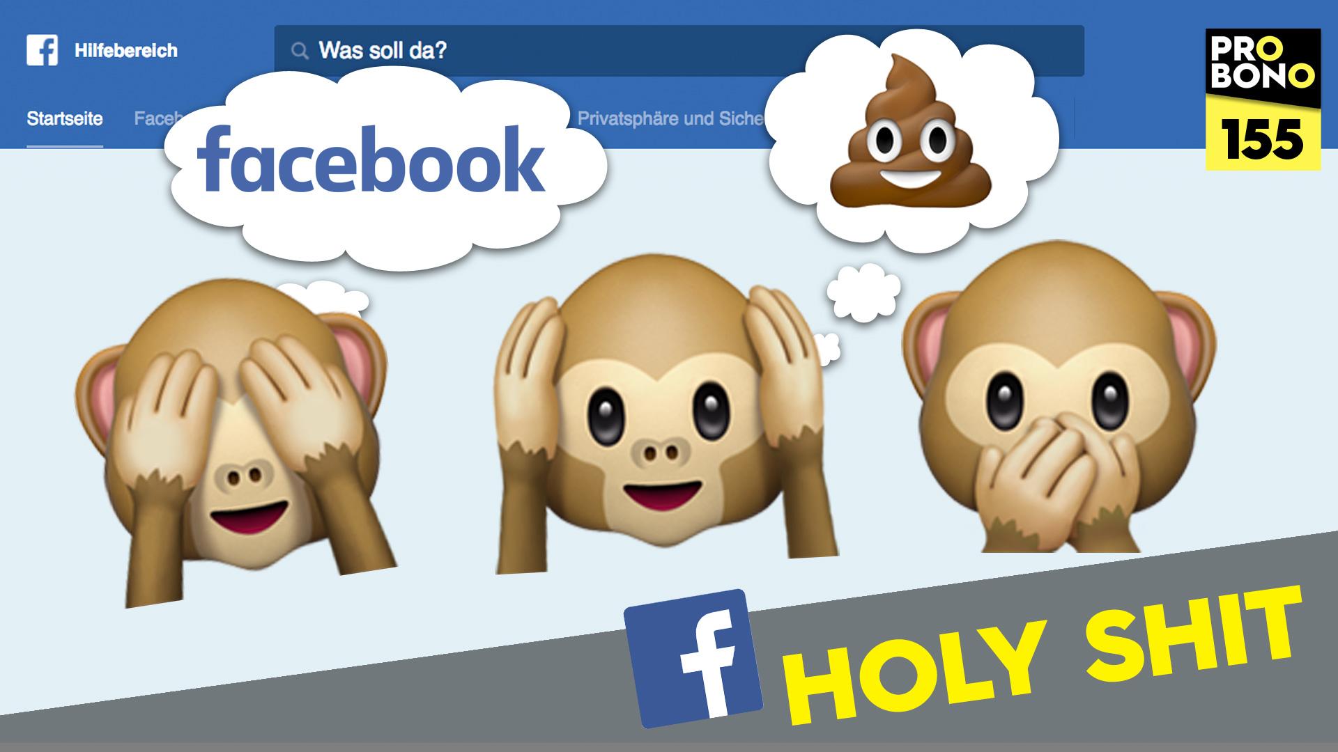 Radikale Facebook-Zensur: Diskussion oder Hetze? (probono Magazin)