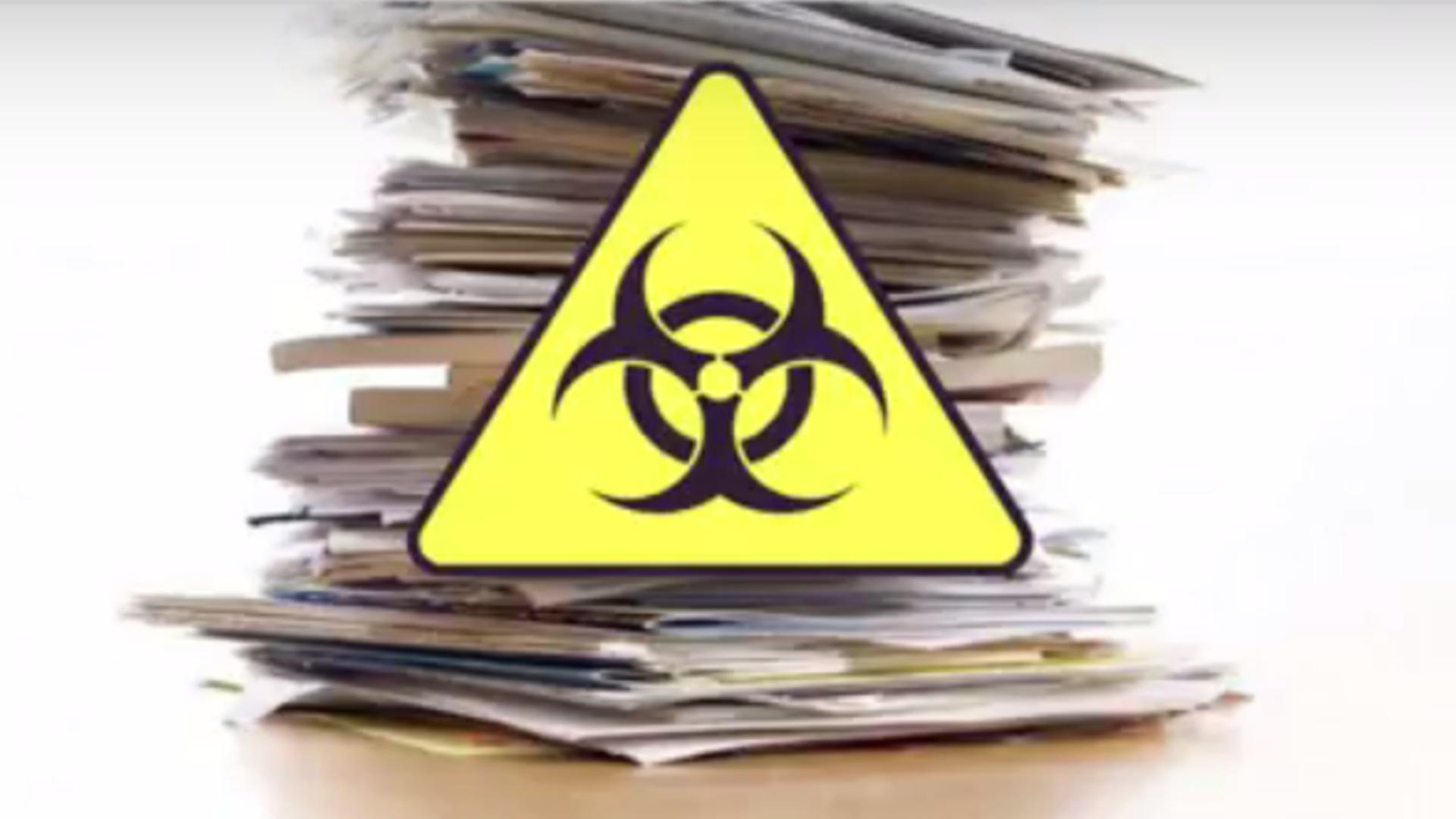 Poison Papers: Wie Chemie-Konzerne giftige Produkte verschleierten