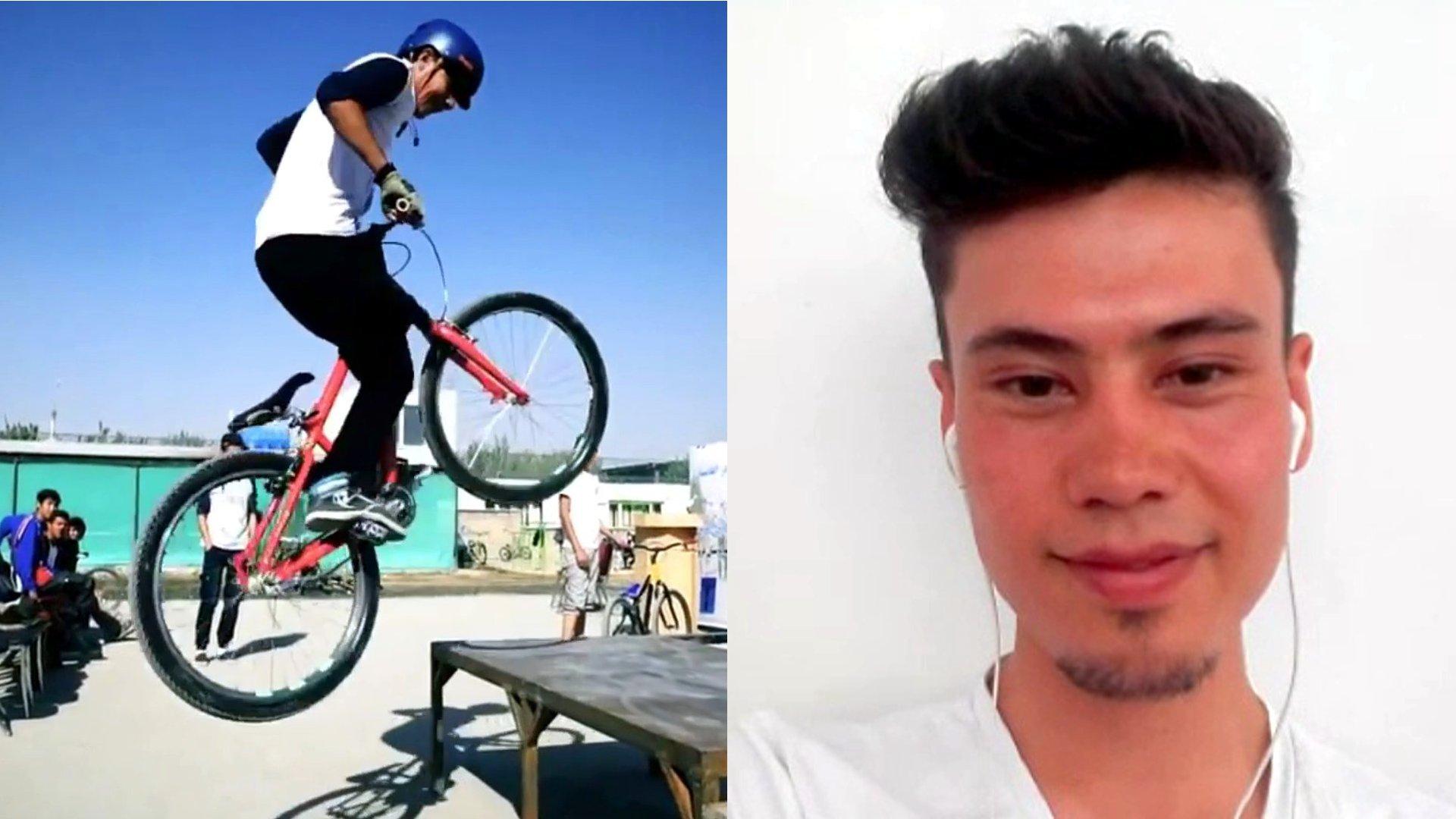Drop and Ride: Der erste BMX-Club von Kabul (Doku)