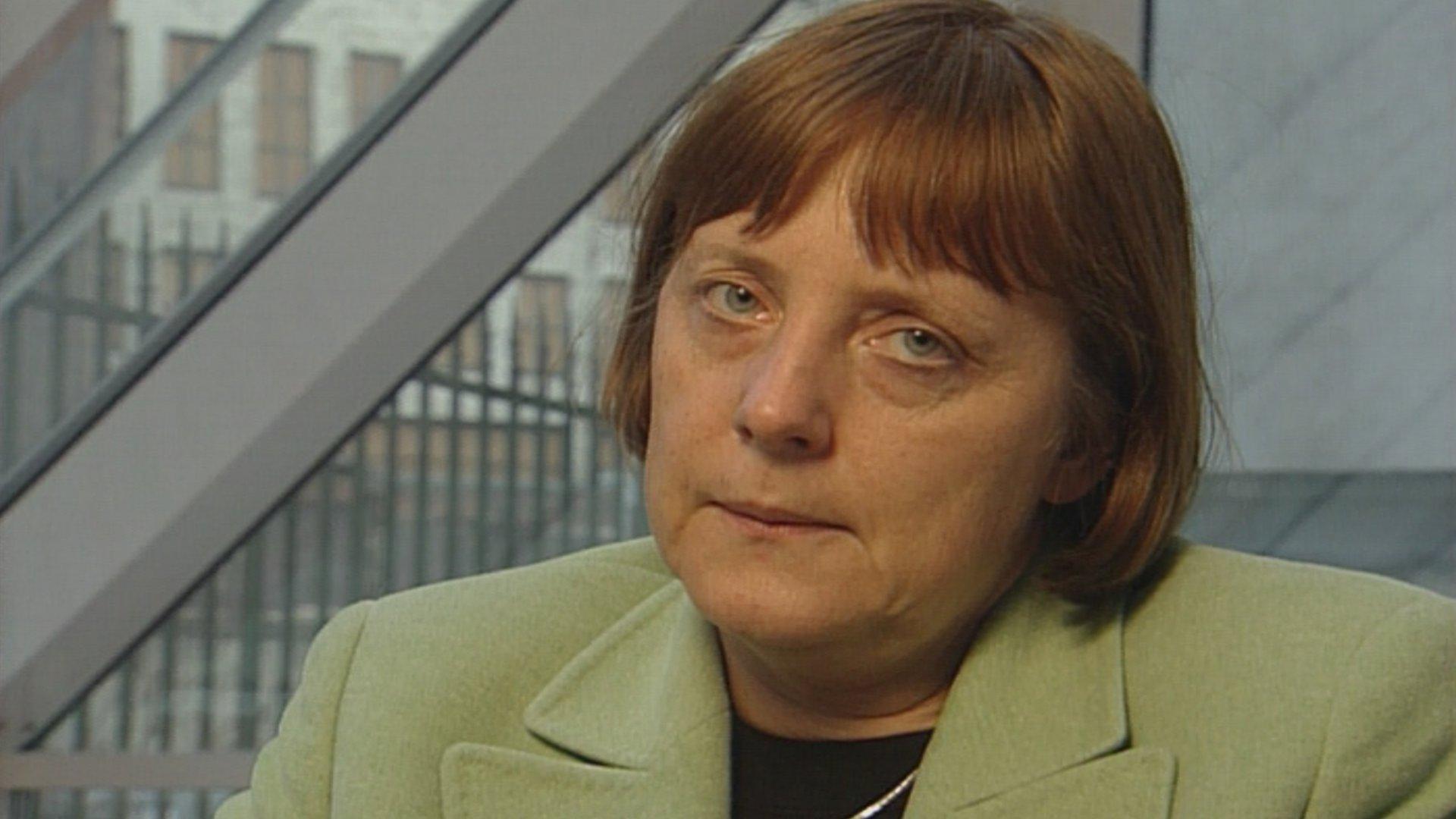 Vor 17 Jahren: Merkel auf dem Weg zur Macht