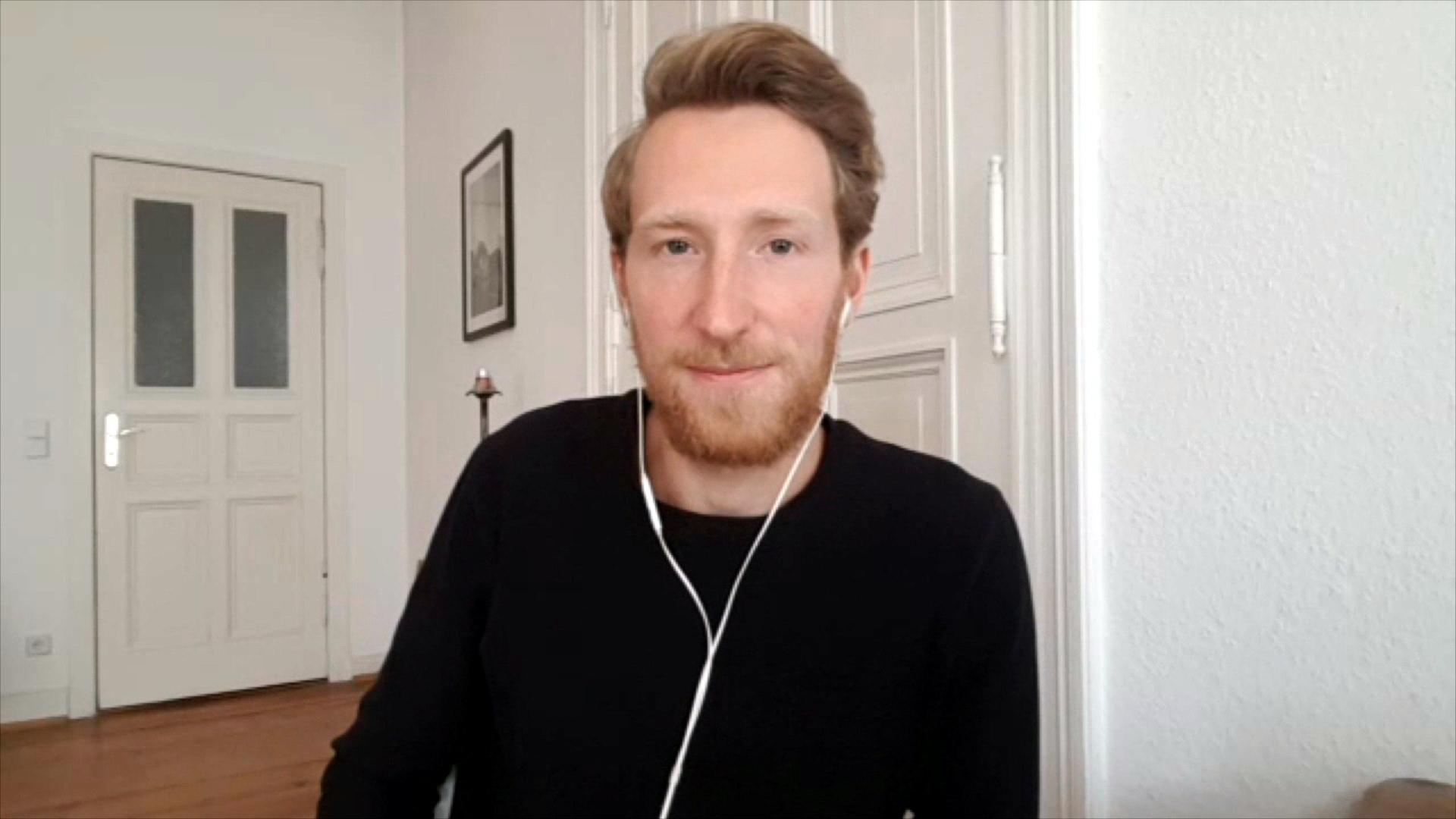 Diskutier mit mir: Politischer Diskurs im Netz - Interview mit Louis Klamroth