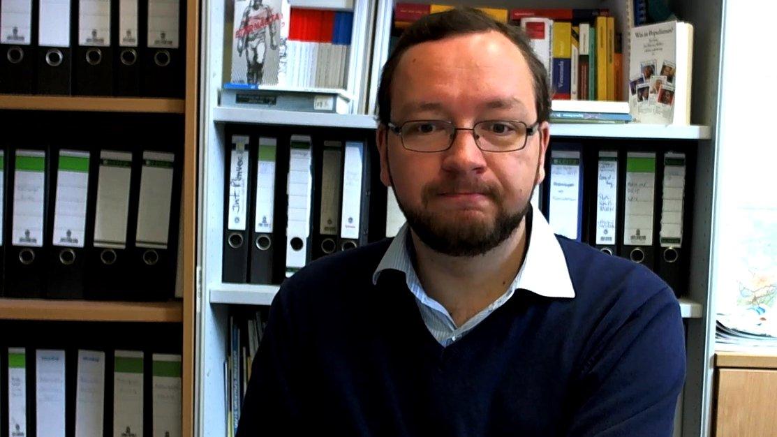 Politikwissenschaftler Jan Müller (Universität Rostock) zum AfD-Erfolg bei der Bundestagswahl 2017