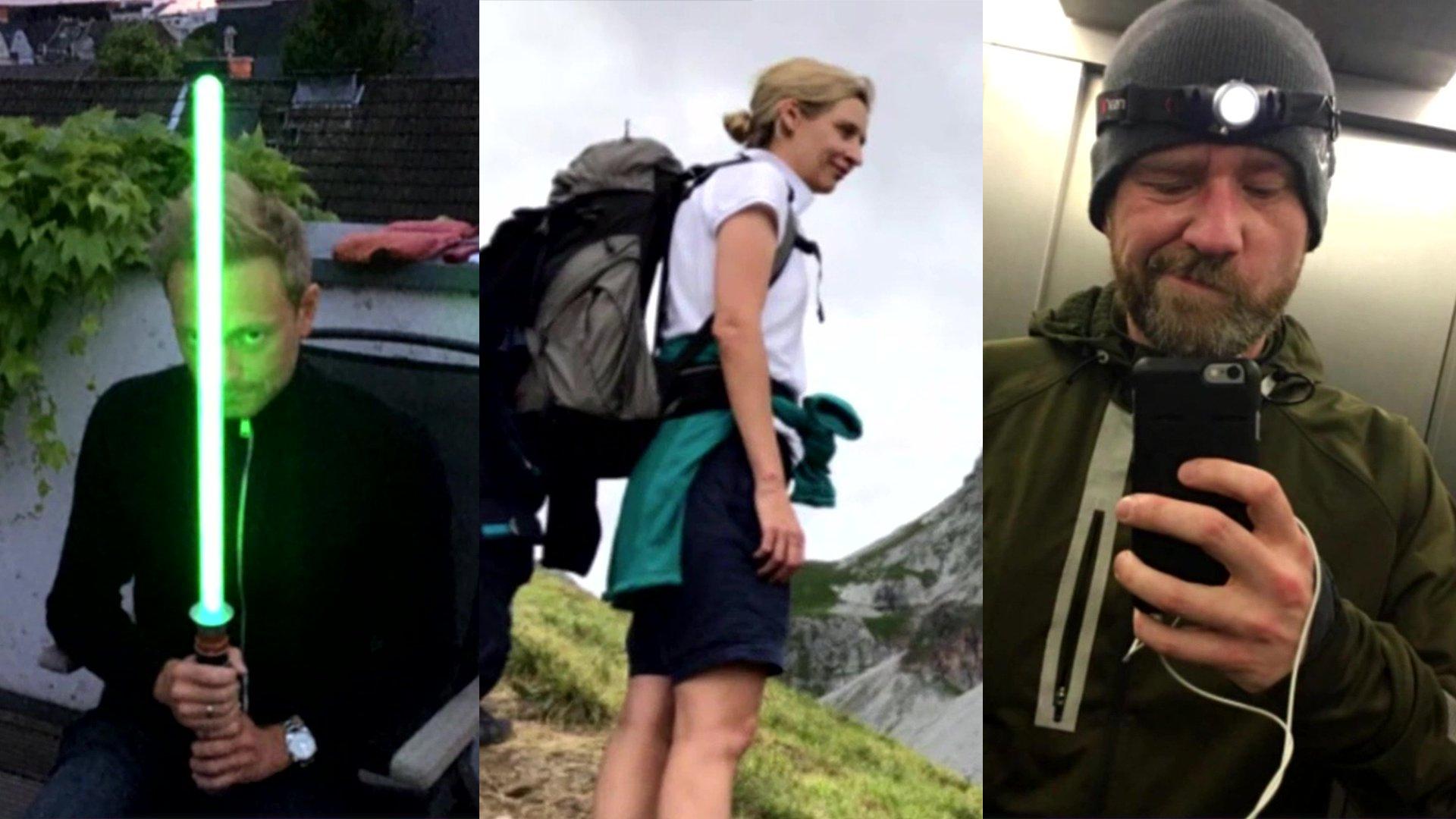 Von Selfie bis Foodporn: So zeigen sich Politiker auf Instagram