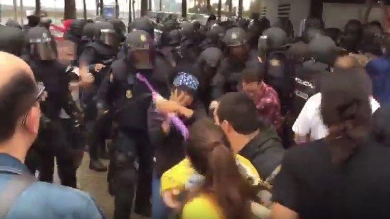 Katalonien: Angst vor neuer Polizeigewalt