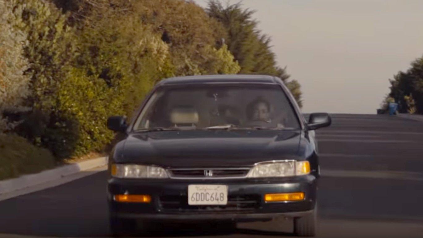 Viraler Hit: Witzige Werbung für einen 20-jährigen Honda