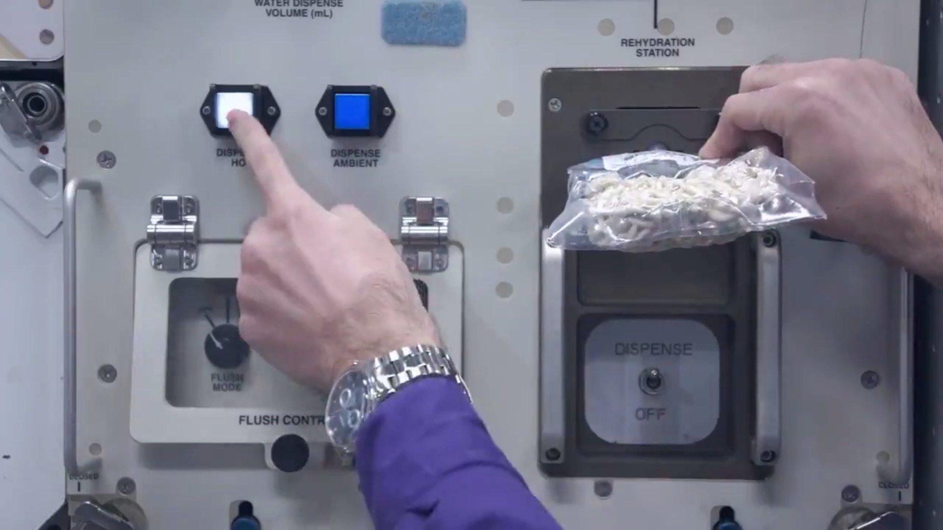 Truthahn im All: So feiern Astronauten Thanksgiving