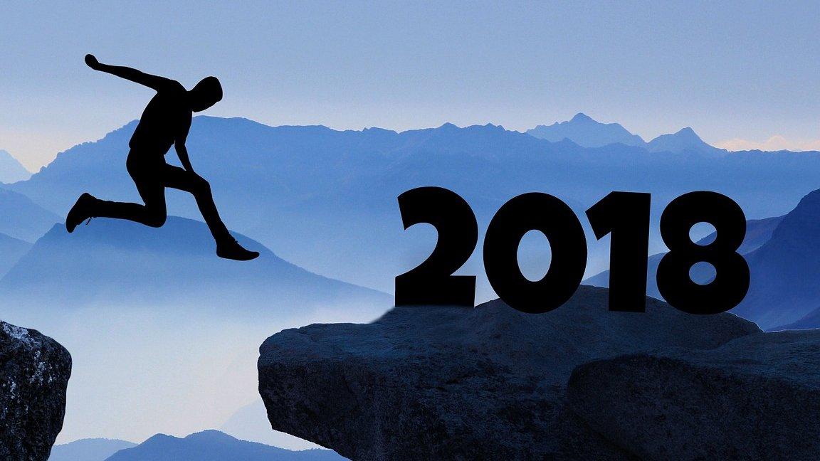 Wie wird 2018? Erwartungen ans nächste Jahr