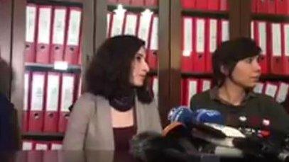 Deutsche Journalistin Mesale Tolu aus Haft in Türkei entlassen