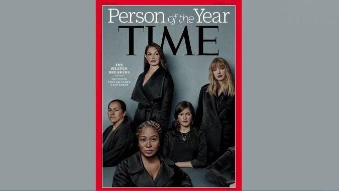 #MeToo-Bewegung wird Person des Jahres