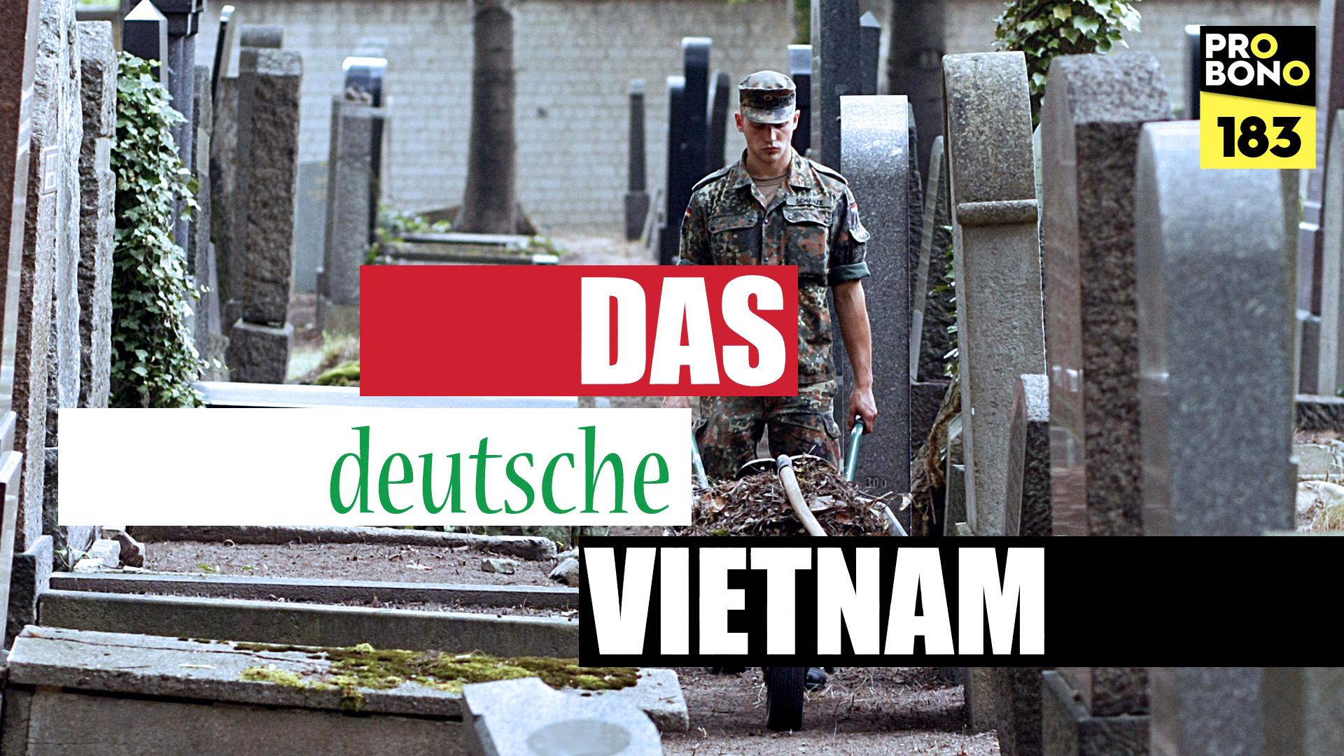 Das deutsche Vietnam – Einsatz in Irak (probono Magazin) Bundeswehr