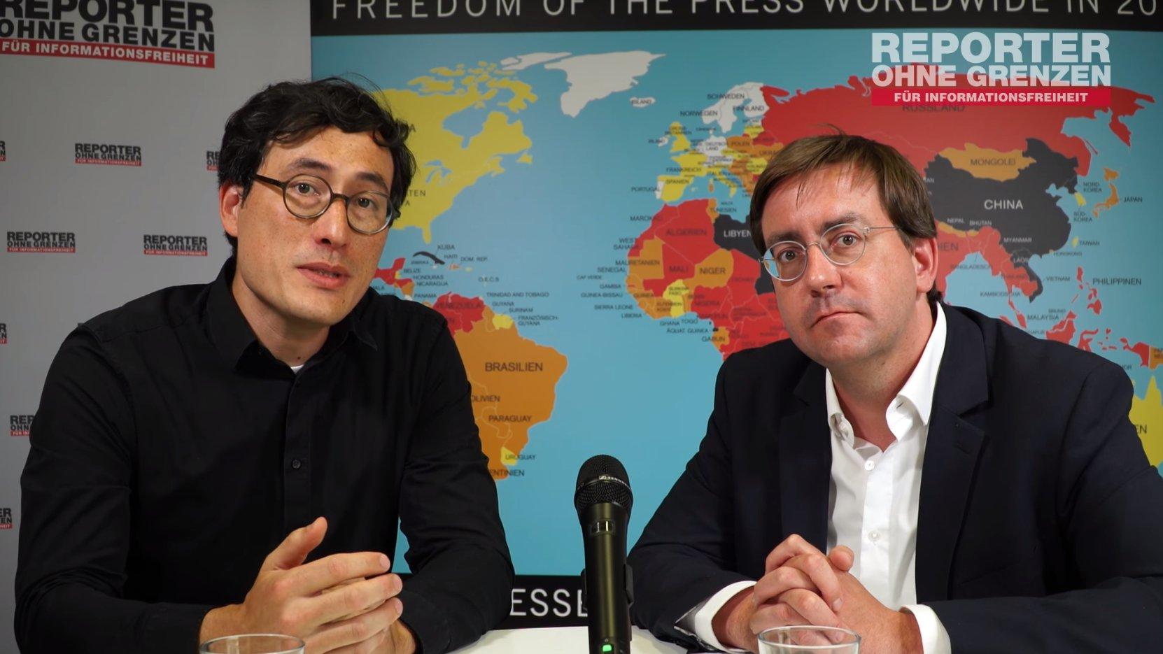 Pressefreiheit weltweit: Europa schwächelt in Rangliste 2018