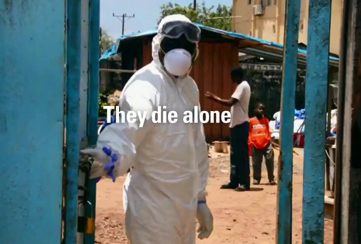 Ebola in Afrika