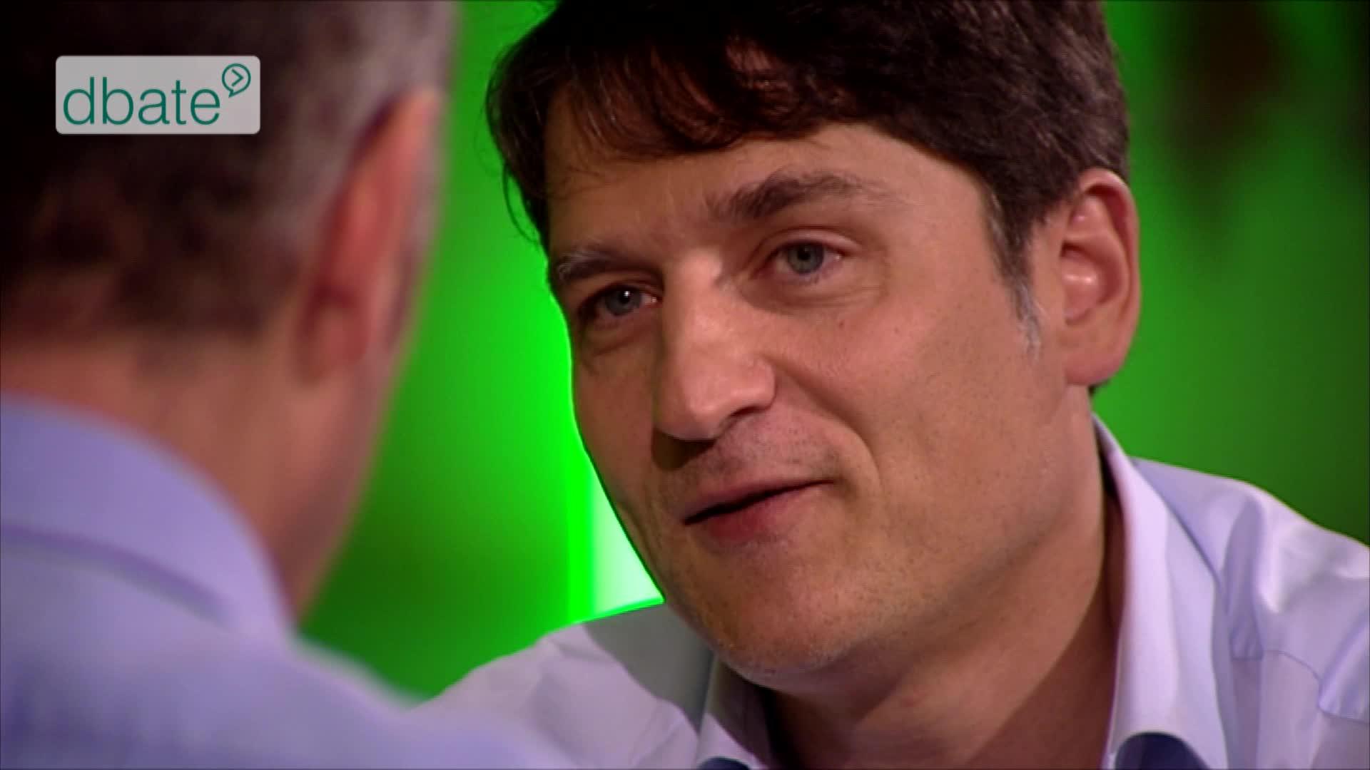Jakob Augstein im Interview mit Stephan Lamby.