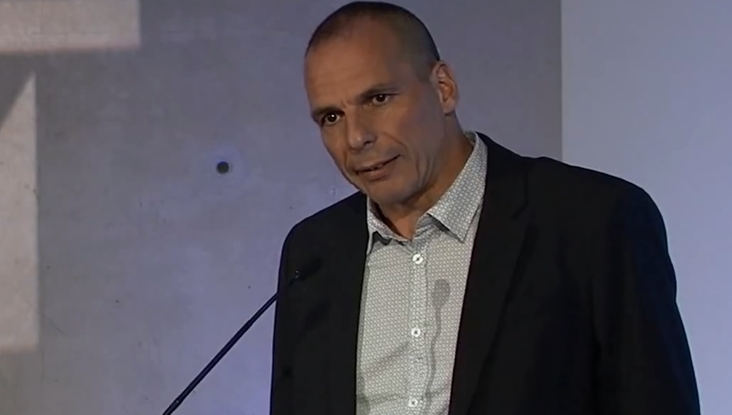 Yanis Varoufakis - The Future of Europe