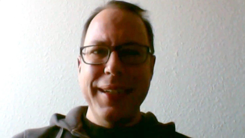 Markus Beckedahl, netzpolitik.ort