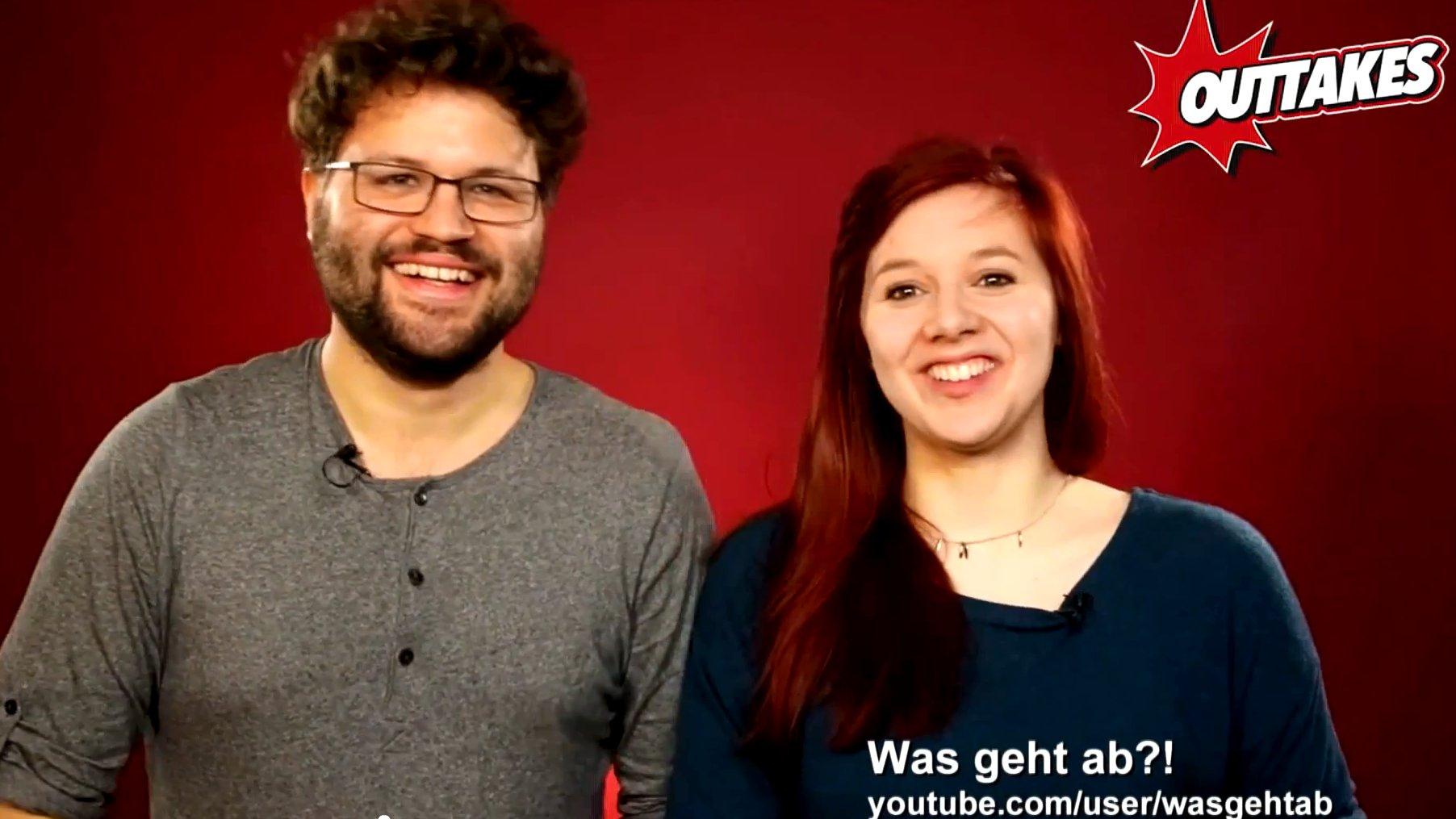 """Politischer Videoblog """"Was geht ab!?"""" auf YouTube"""