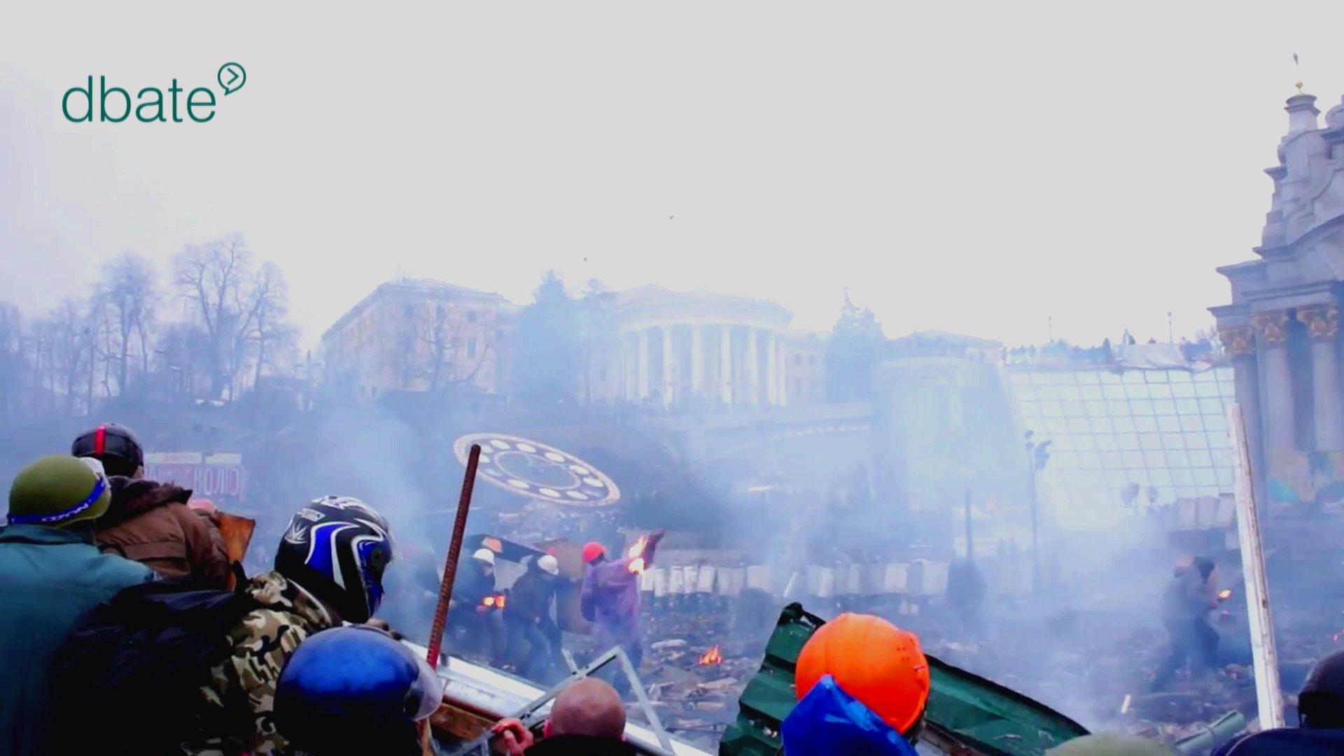 Videotagebuch aus Kiew. Teil 4 von 4. Hat sich die Revolution gelohnt?