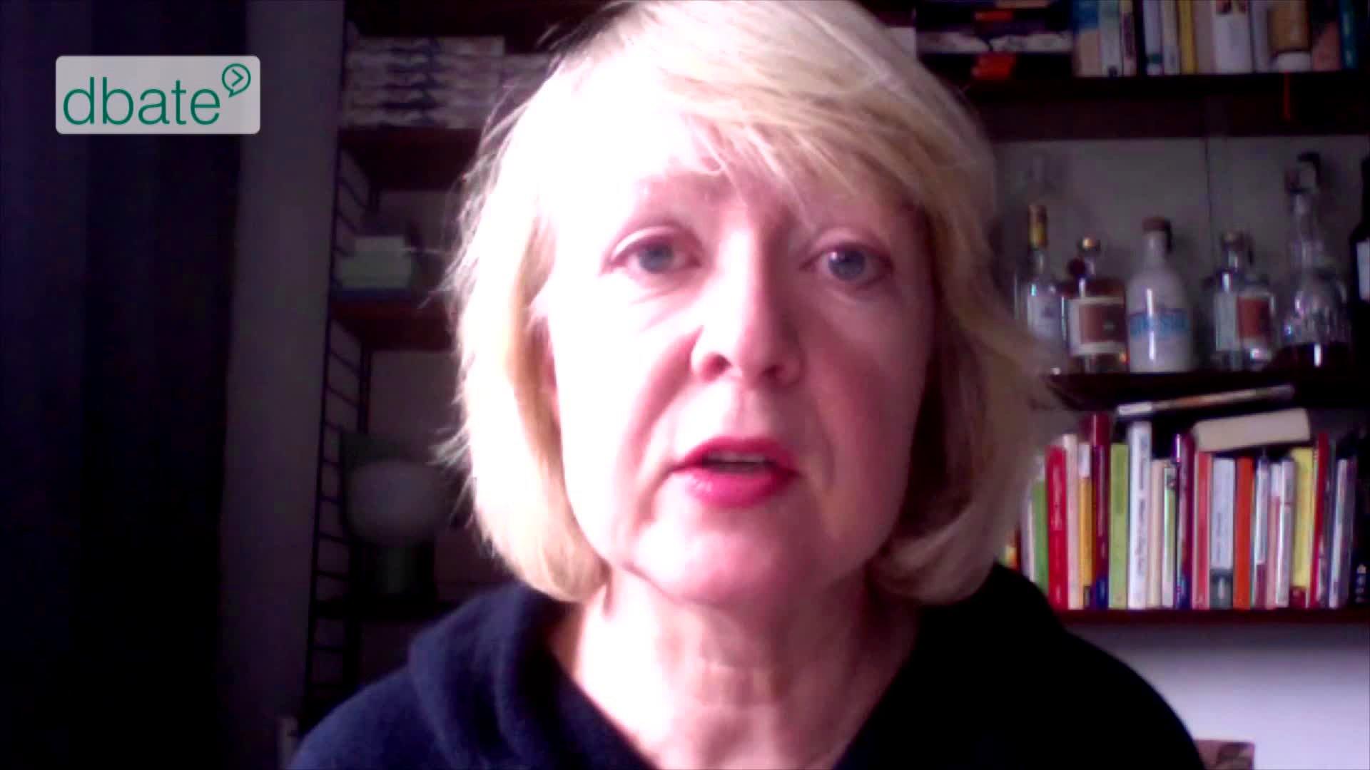 Meike Winnemuth im dbate-Skype-Interview über ihre Weltreise.