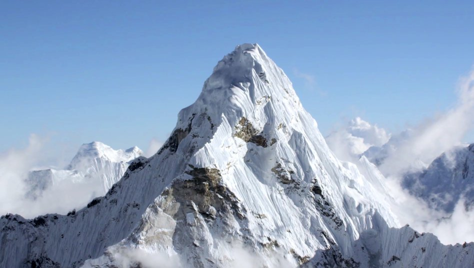 Aufnahmen vom Himalaya Gebirge in Ultra HD