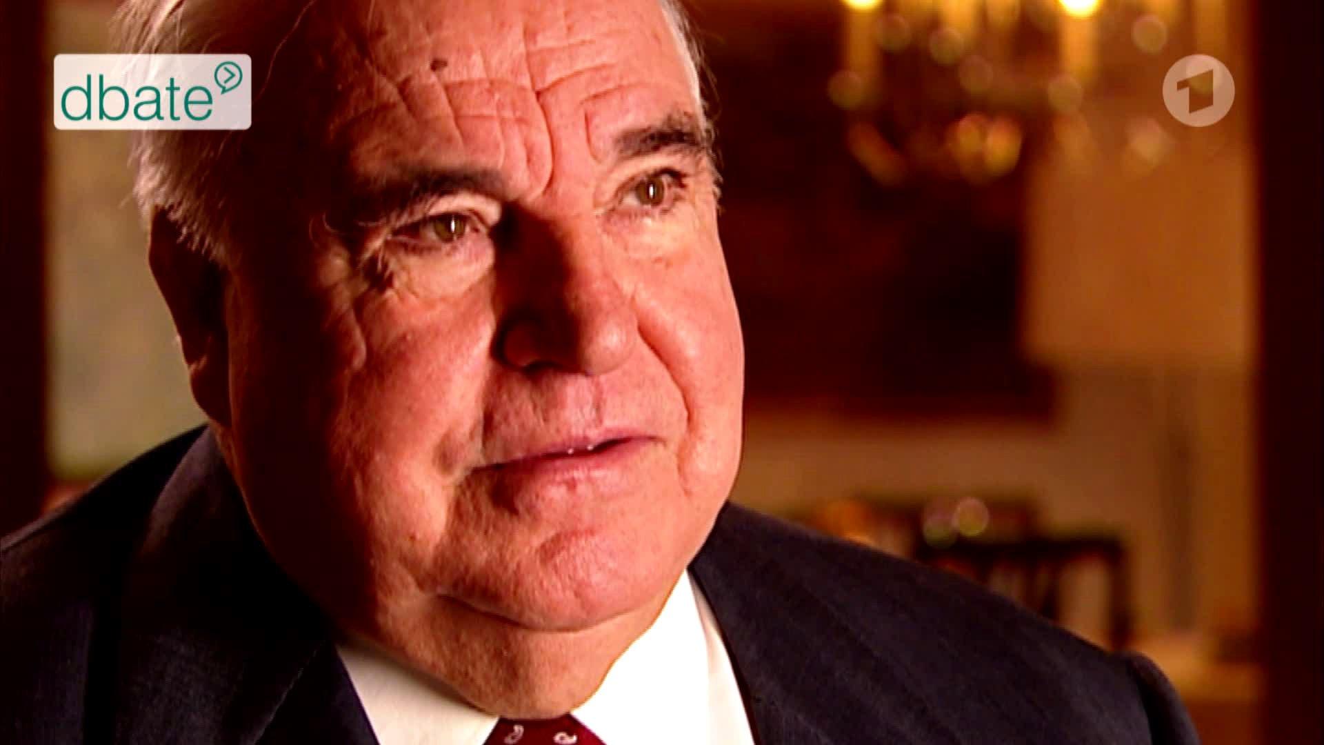 Helmut Kohl, 2003.
