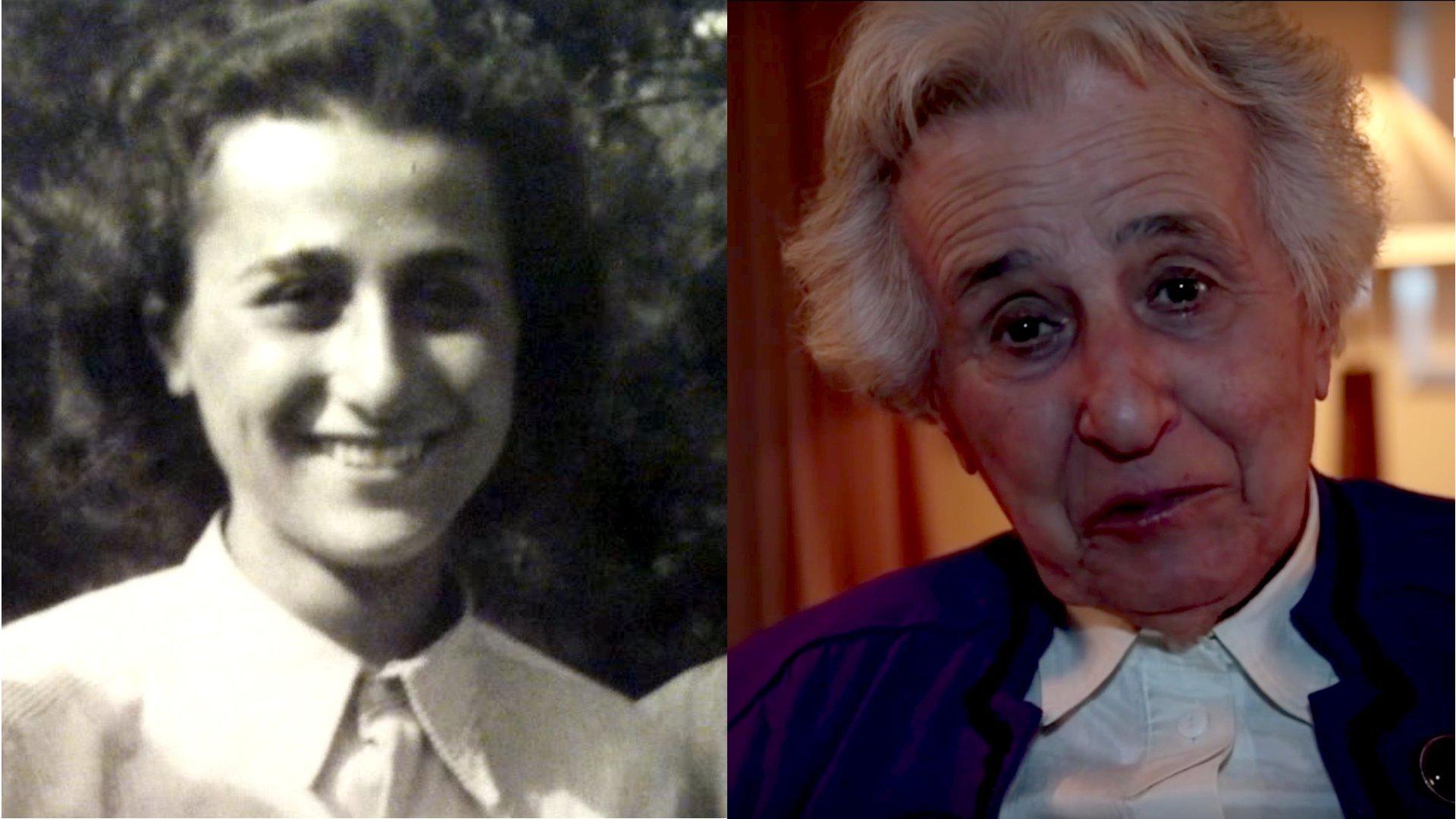 KZ-Überlebende Anita Lasker-Wallfisch spricht im Interview über ihre Befreiung 1945