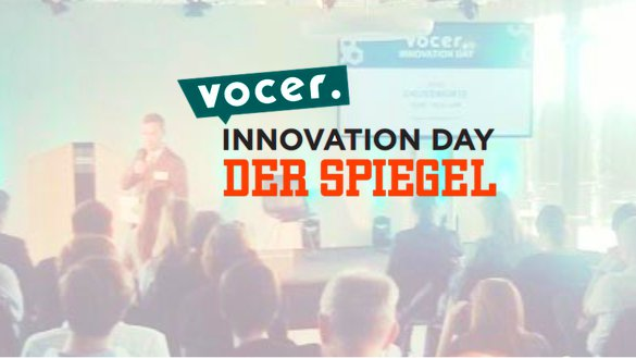 Vocer Innovation Day 2015 im Livestream