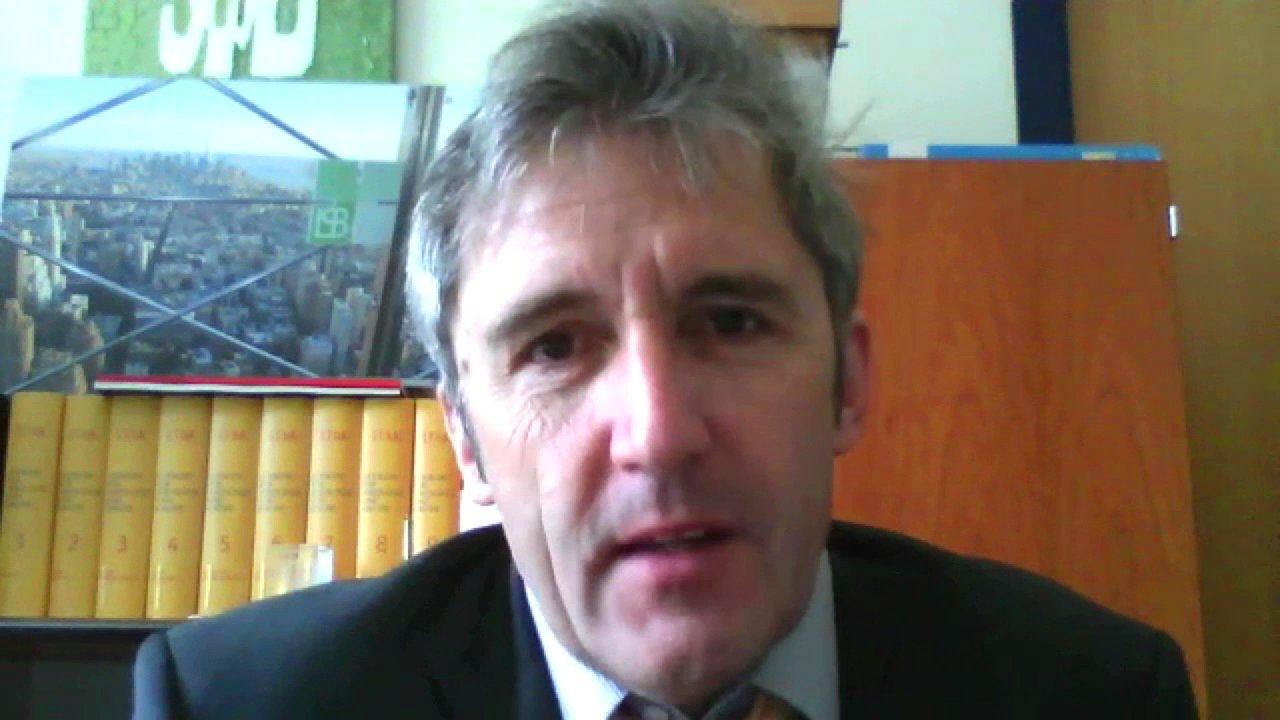 Frank Richter, Landeszentrale für politische Bildung Sachsen, 2015.