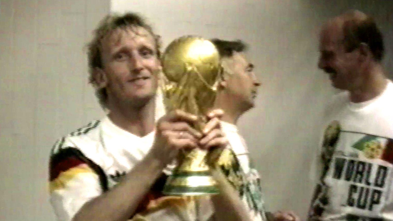 Meine Nationalmannschaft, WM 1990, Andy Breme