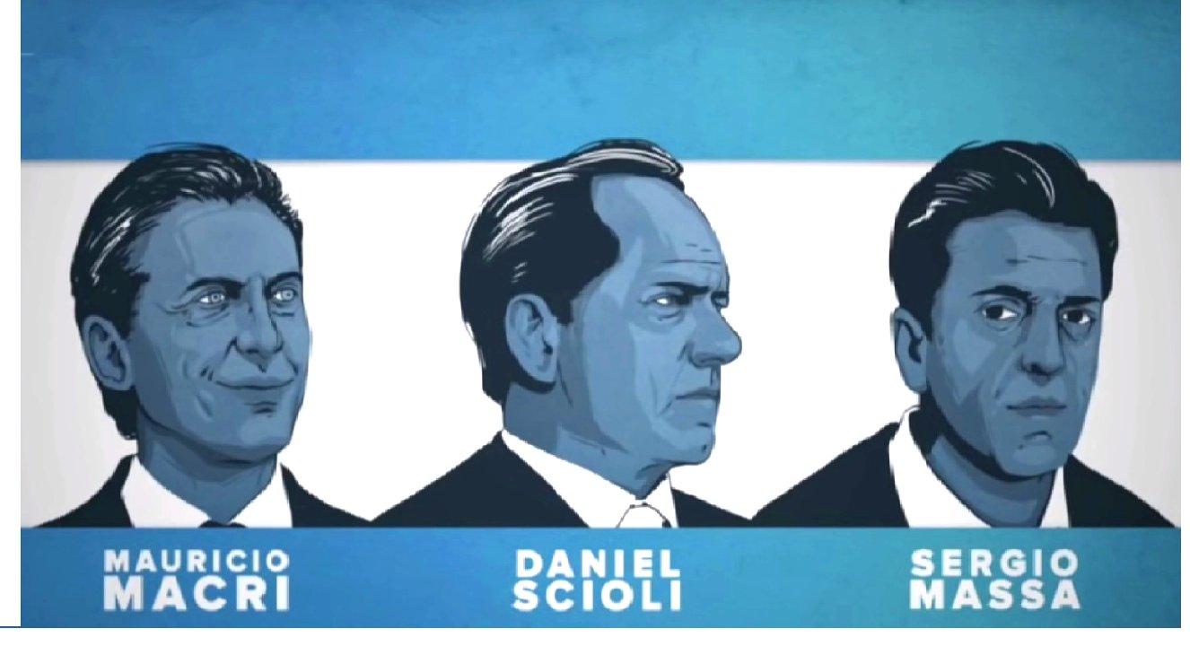 Am 25.Oktober haben die Argentinier die Wahl. Doch wer wird gewinnen? Im Flash werden die drei Kandidaten mit den größten Chancen vorgestellt.