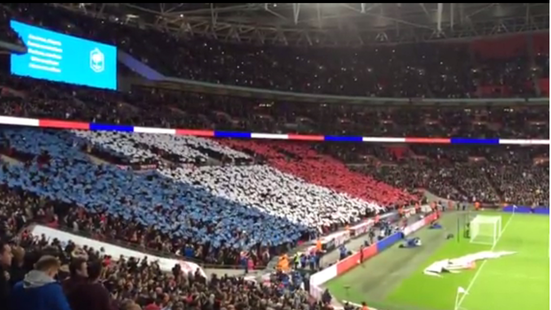 Wembley-Stadion, 2015.