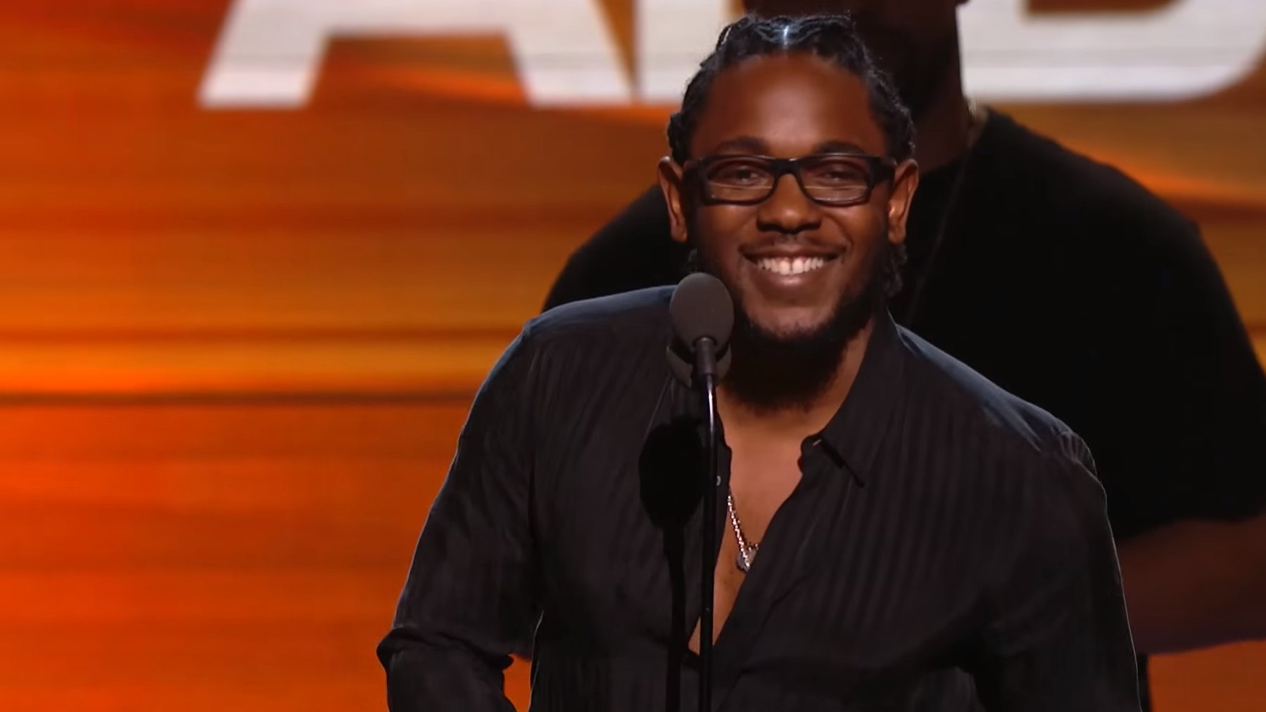 Grammy-Abräumer Kendrick Lamar, 2016.