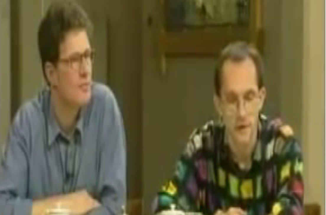 Verstorbener Journalist Robert Willemsen im gespräch mit RAF-Terroristen