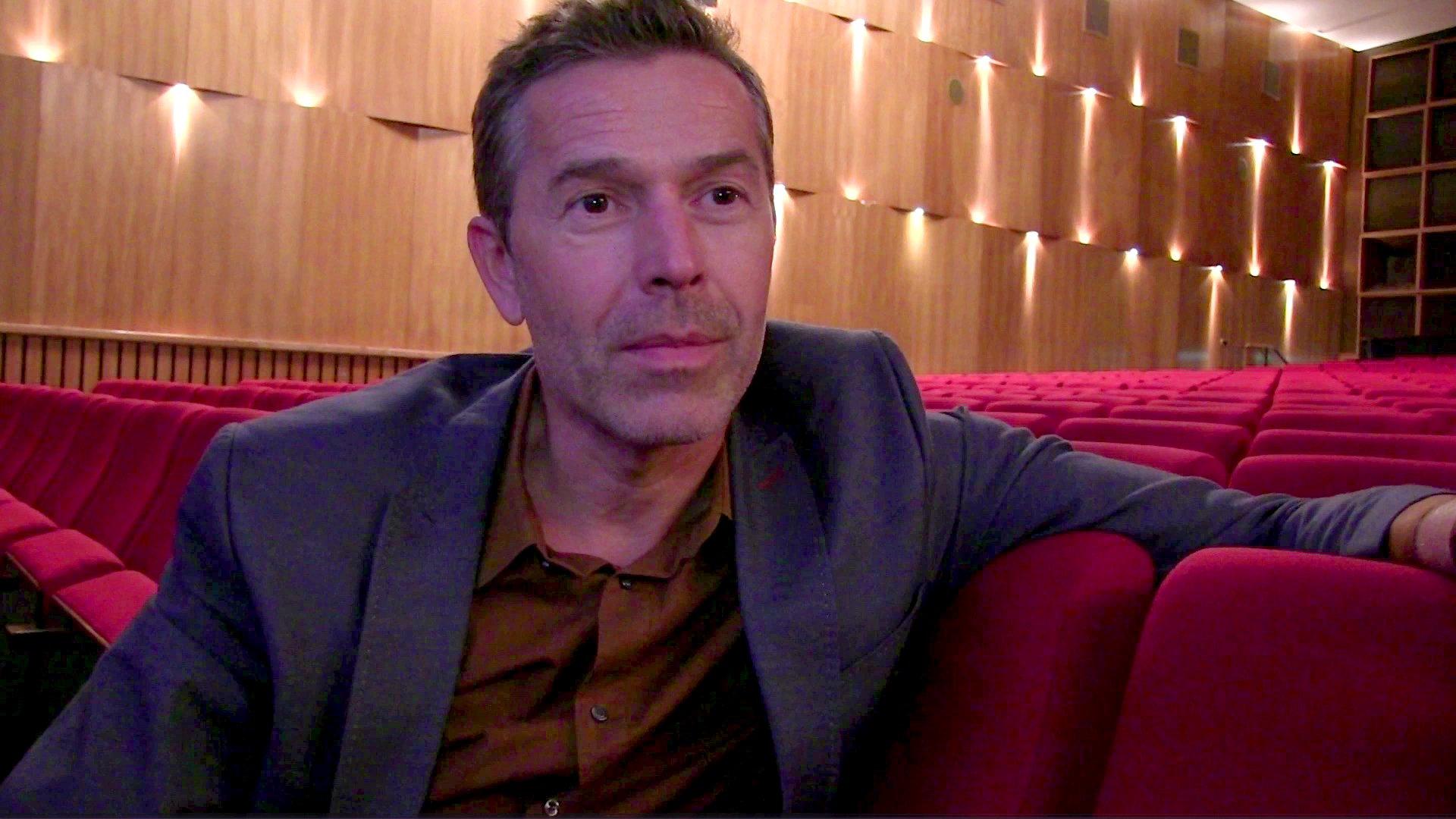 Naturfilmer Dirk Steffens im Interview, 2016 (video)