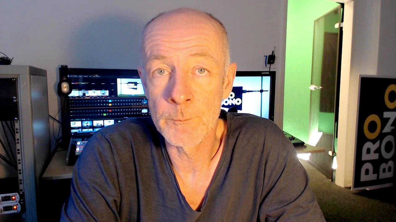 probono TV-Geschäftsführer Friedrich Küppersbusch im dbate.de-Interview, 2016.