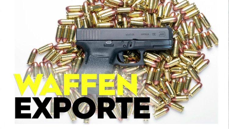 probono-Magazin Folge 84 über deutsche Waffenexporte, 2016 (Video)