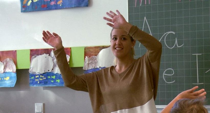 """MIZ """"Das große (Arbeits-)Los"""": Yolanda, die Spanischlehrerin"""