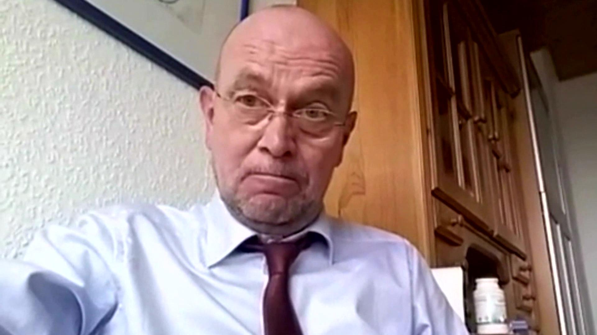 Kabarett-Manager Hegmann