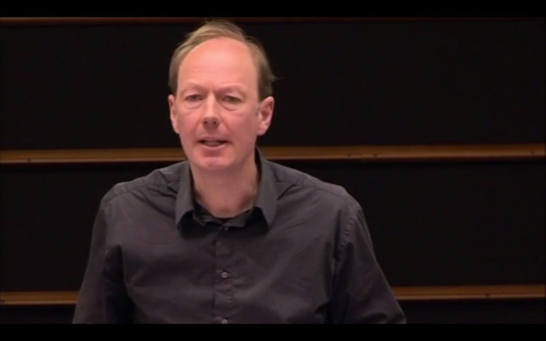 Martin Sonneborn (PARTEI) im EU-Parlament über Erdogan