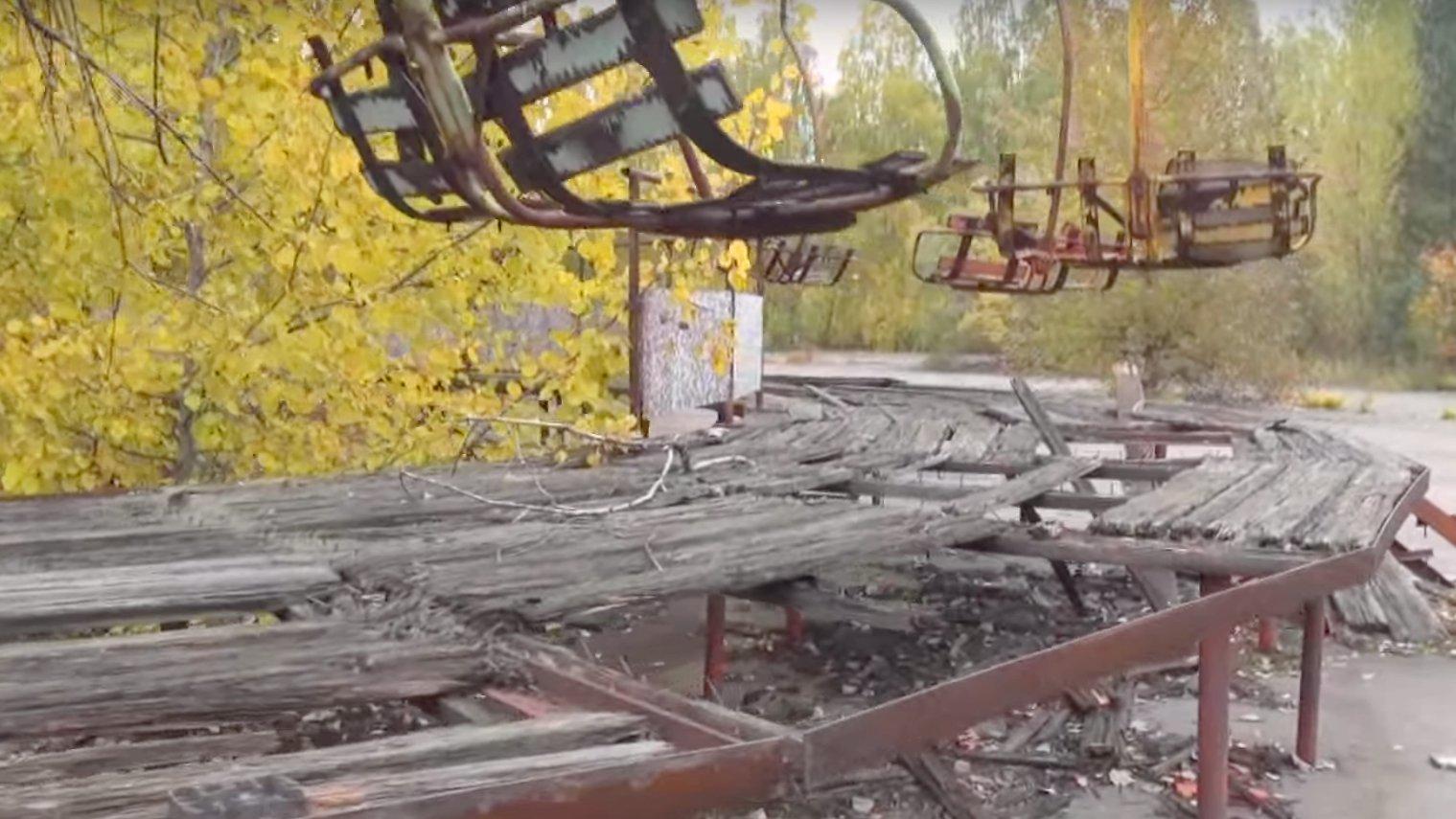 30 Jahre nach der Tschernobyl-Katastrophe, video