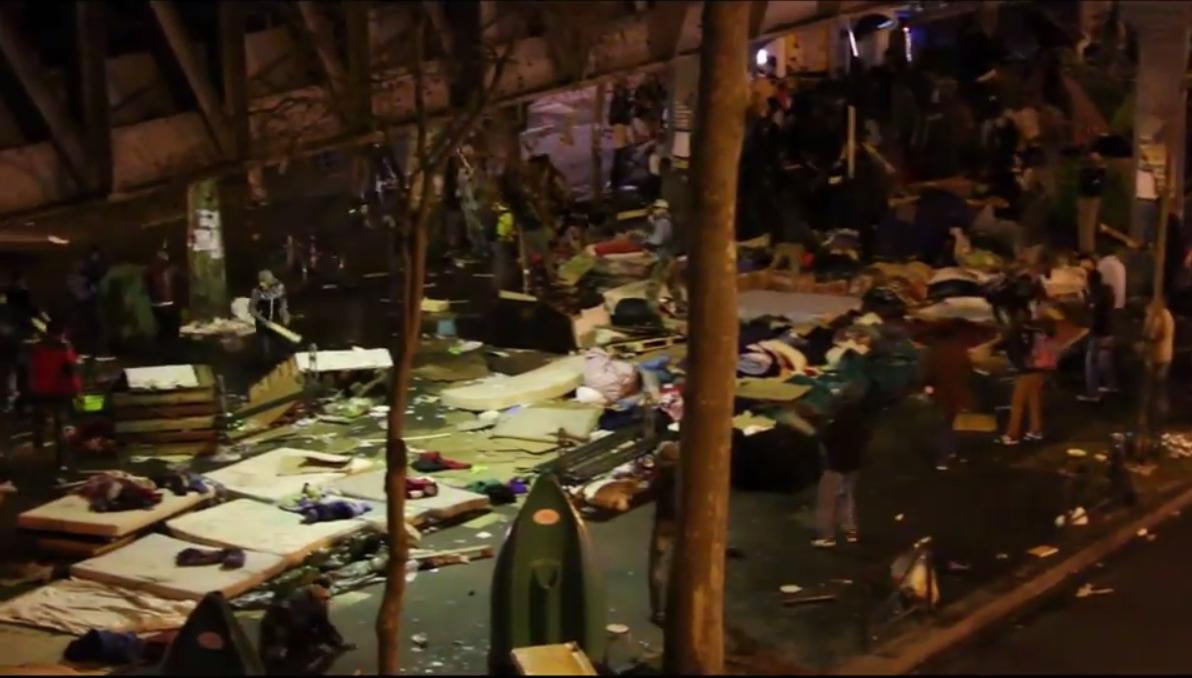 FLASH: Unruhen in Paris